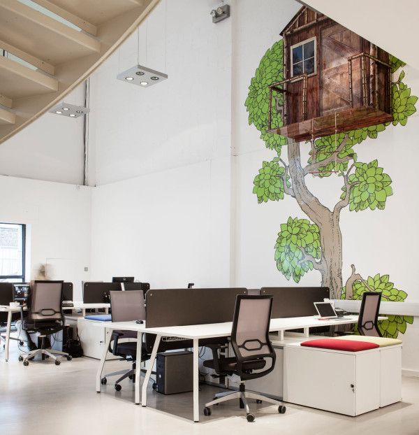 office spaces design. Verve Dublin Office Space Design 13 Employing Striking Details To Shape A Creative Spaces I
