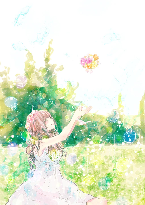 花芽宮るる 夏スタンプ発売中 on twitter マンガアニメ アニメチビ イラスト