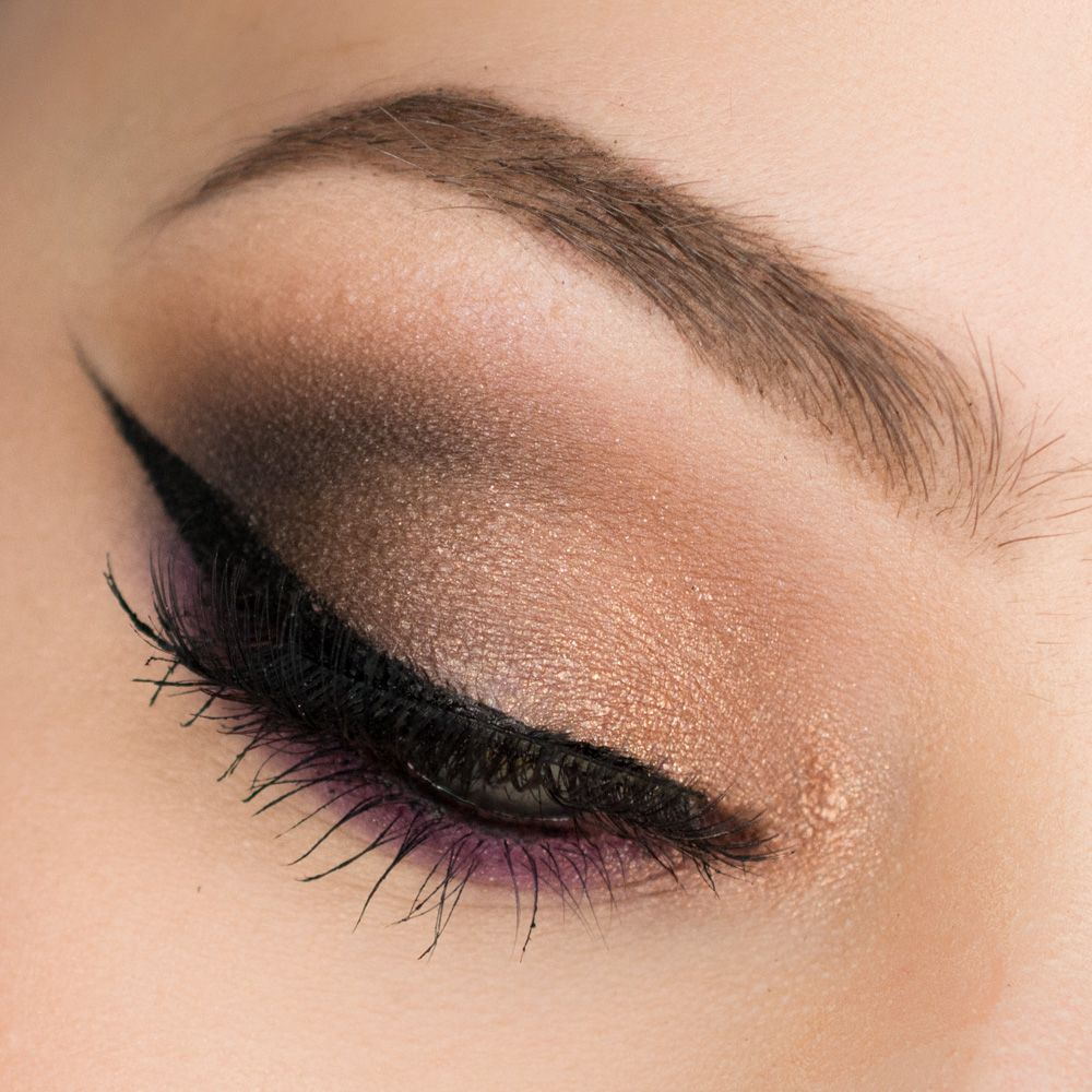 MAC Nordstrom Naturals Eyeshadow Look Natural eyeshadow