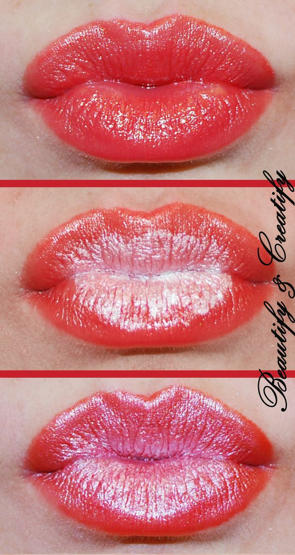 Yeni dudak trendi: Ombre