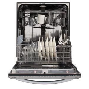 Maytag Jetclean Plus Top Control Dishwasher In Stainless Steel With Stainless Steel Tub And Steam Cleaning Discontinued Mdb8959sbs The Home Depot Steel Tub Top Control Dishwasher Kitchen And Bath Design