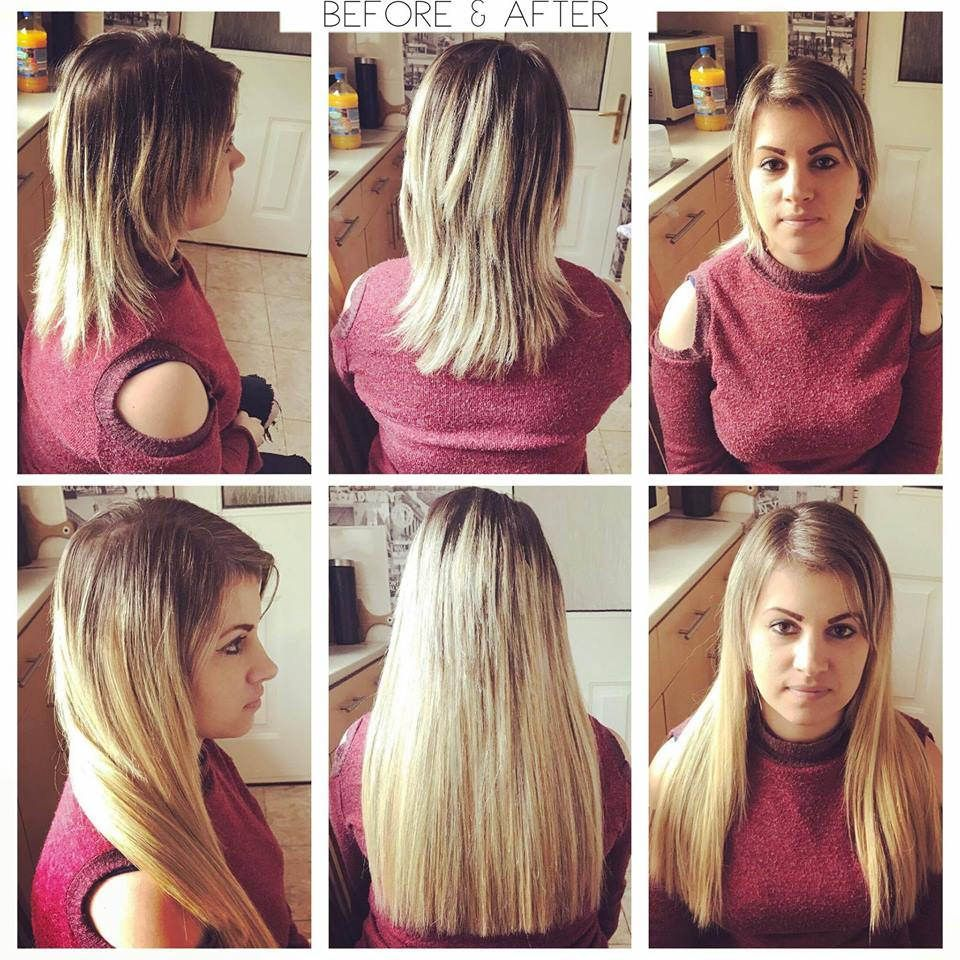 Hair Extension Courses Belle Academy Courses Hair Extensions