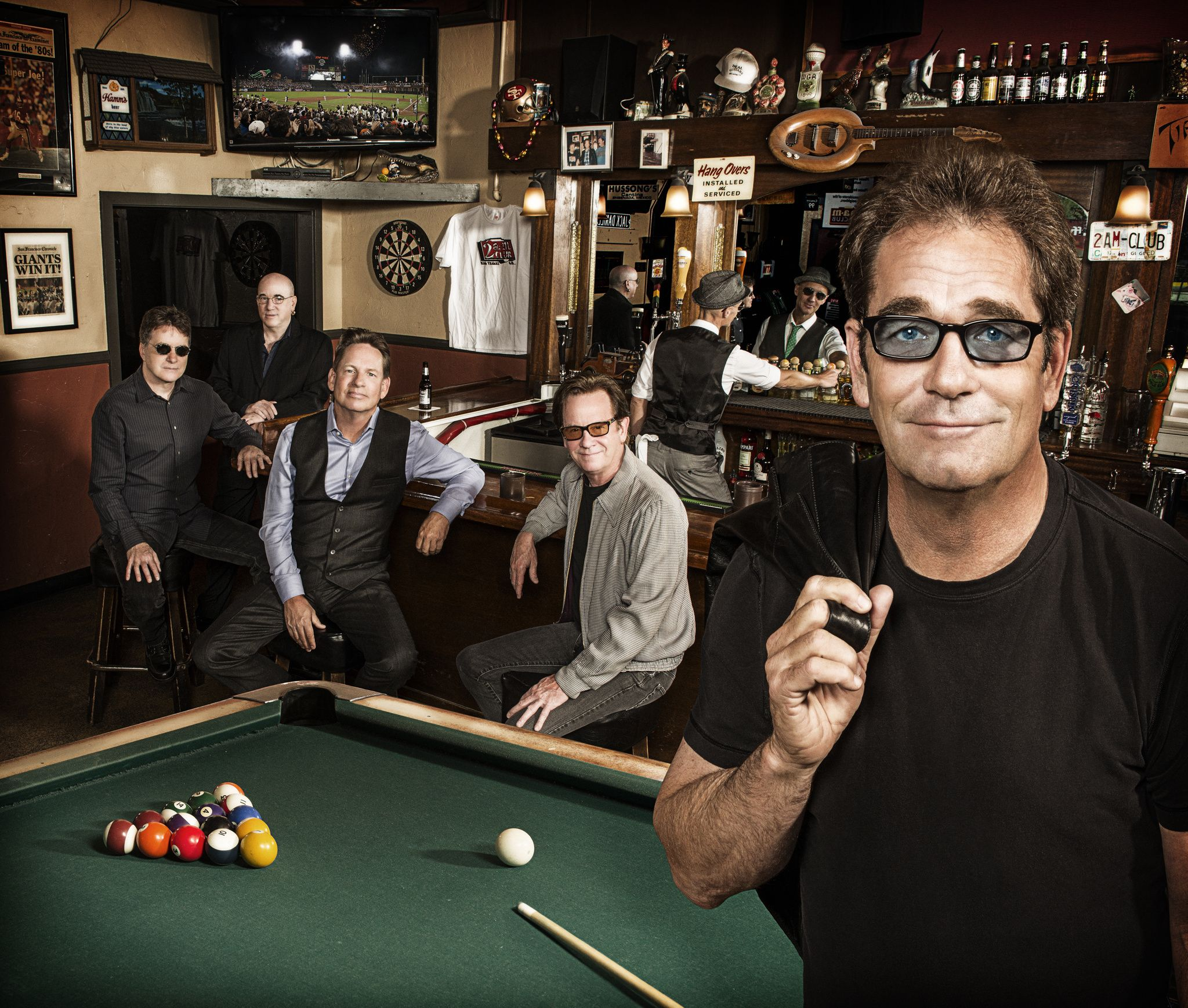Huey Lewis And The News Sports 48
