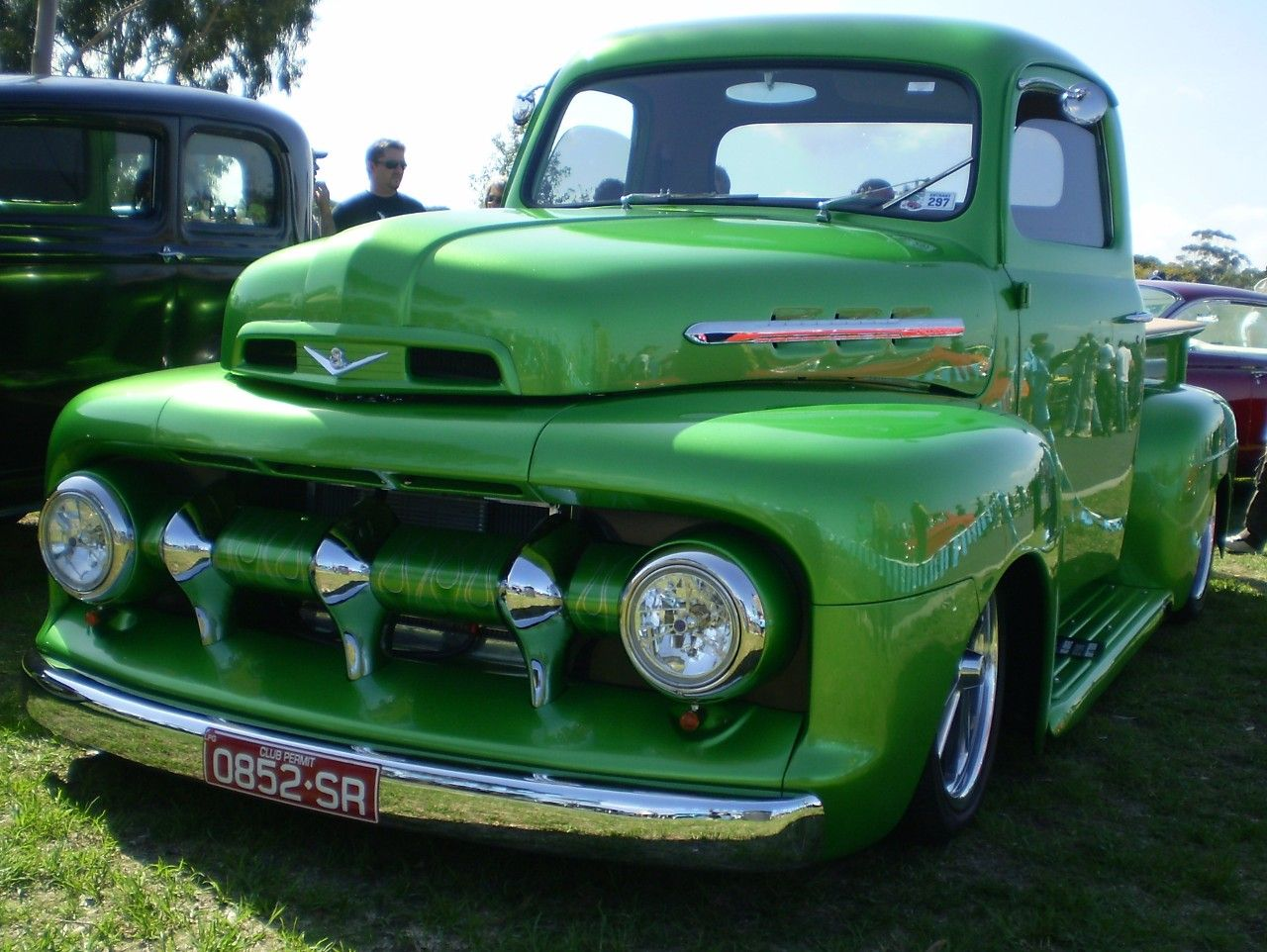 1952 Ford F-1 Pickup | \'50s Rides | Pinterest | Ford