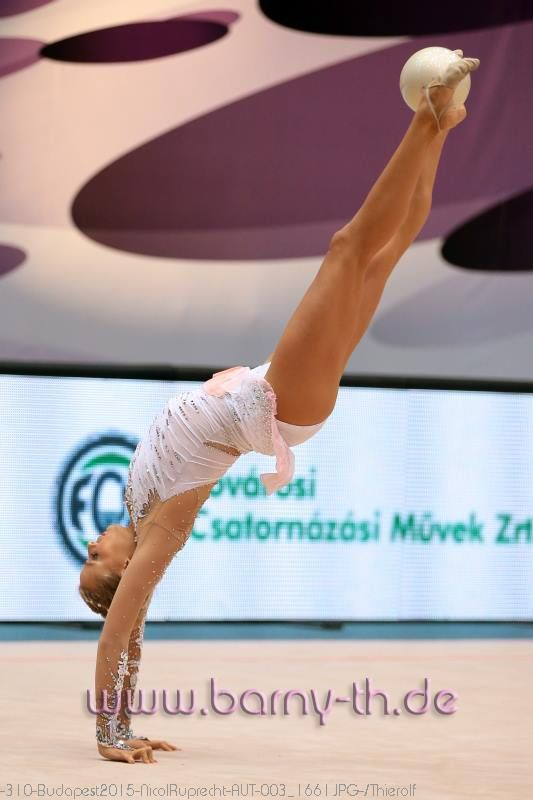 Nicol Ruprecht (Austria), World Cup (Budapest) 2015