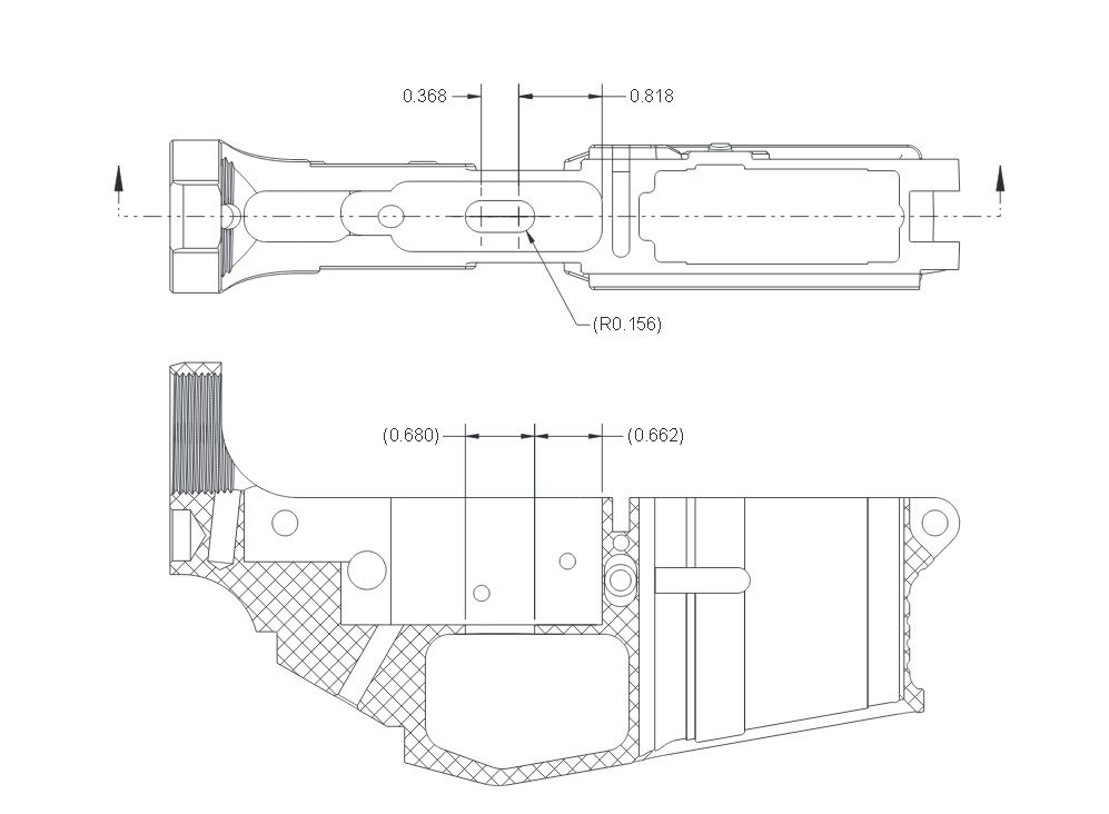 Pin by Ted Kent on Firearm schematics,& other charts
