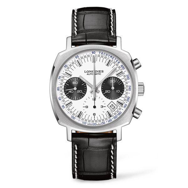 Longines Heritage 1973 Automatic Chronograph Men's Watch