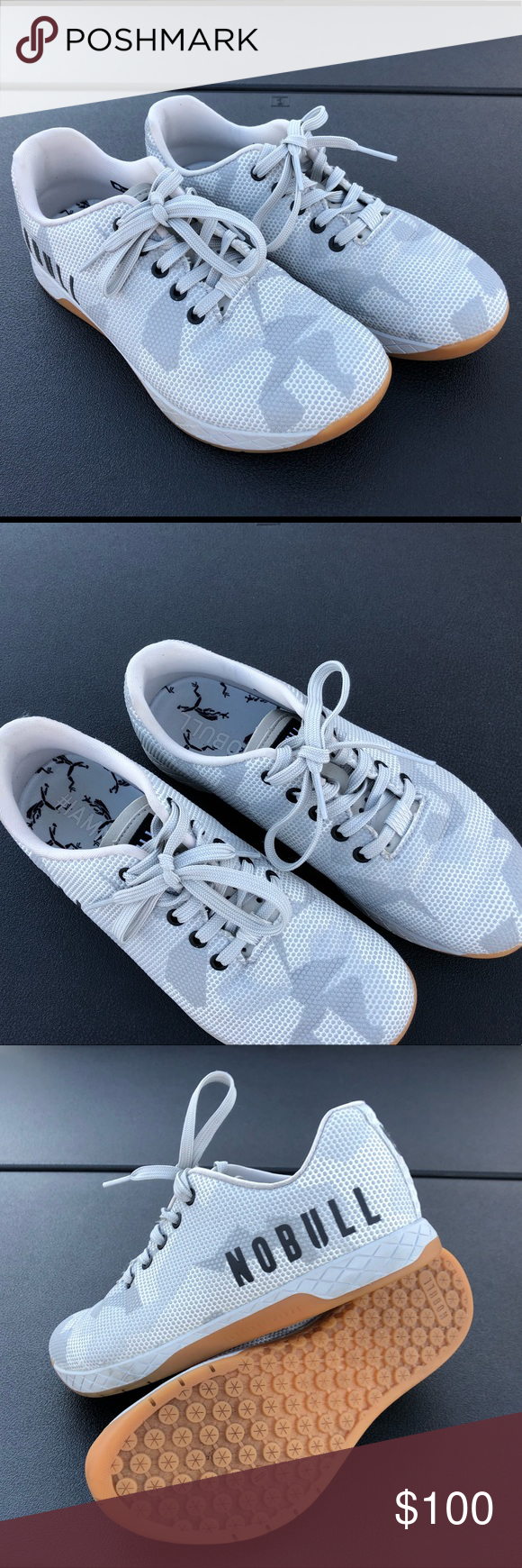 NOBULL Frostbite Camo Trainers in 2020