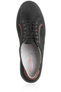 7740717101 Waldlaufer Dynamic női fekete gördülő talpú cipő | tipi topán ...