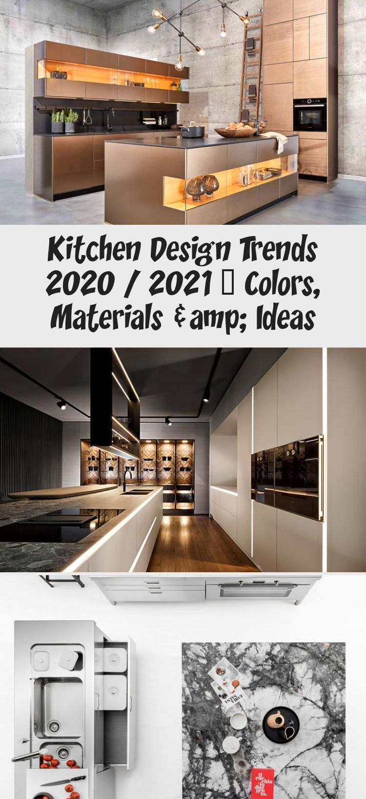 Kitchen Design Trends 2020 2021 Colors Materials Ideas Kitchen Design Trends Kitchen Design Design Trends