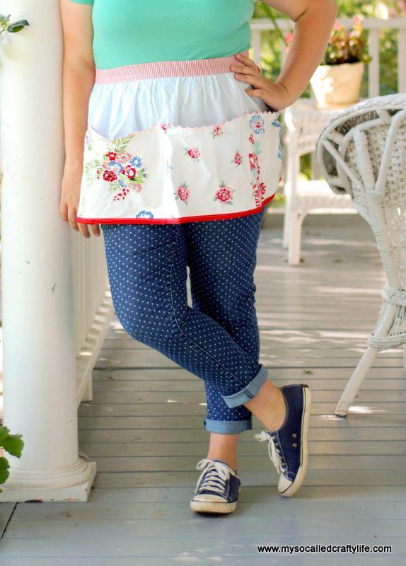 Vintage Free Apron Patterns | Apron, Patterns and Vintage