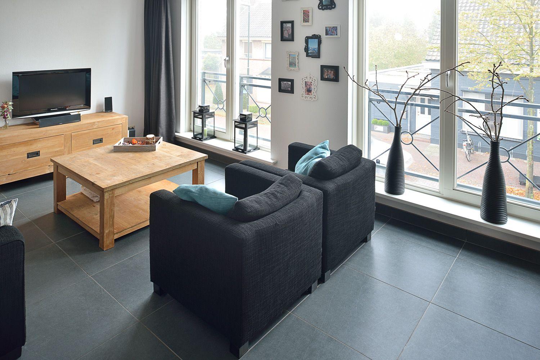 woonkamer met Frans balkon - frans balkon | Pinterest - Balkon ...
