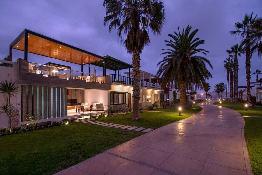 Literal Beach House: Oceanfront Summer Home Sits On Stilts | Home Plans |  Pinterest | House, Lofts And Beach House Floor Plans