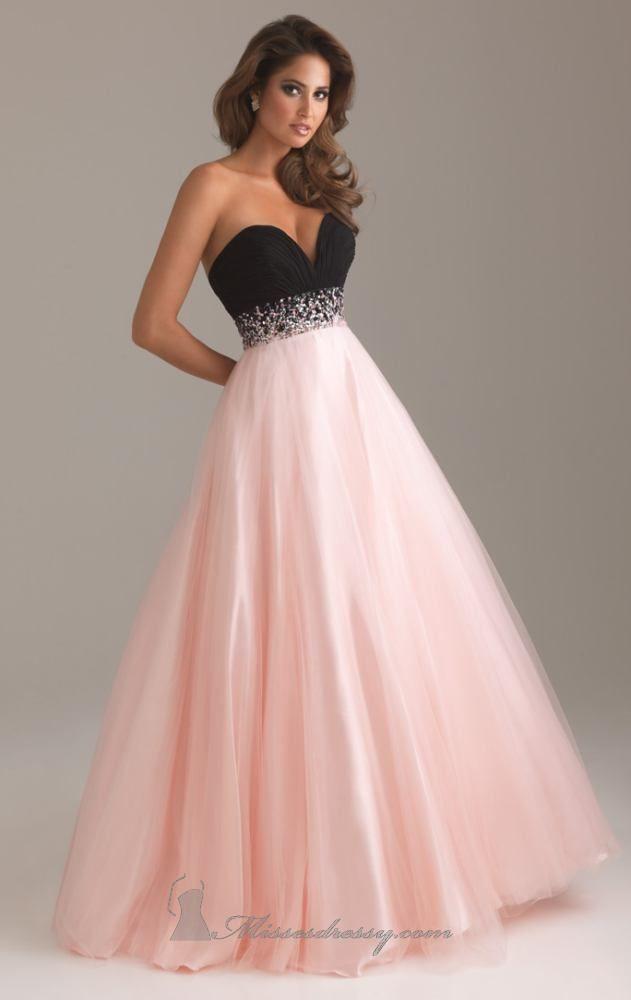 Pastel pink Allure 6452 | Prom dresses | Pinterest | Ideas de fiesta ...