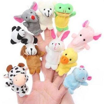 Belanja Boneka Jari Finger Puppet Binatang Jumbo Aneka Warna - Isi 10  Indonesia Murah - Belanja Boneka di Lazada. FREE ONGKIR   Bisa COD. 8acc9c762a