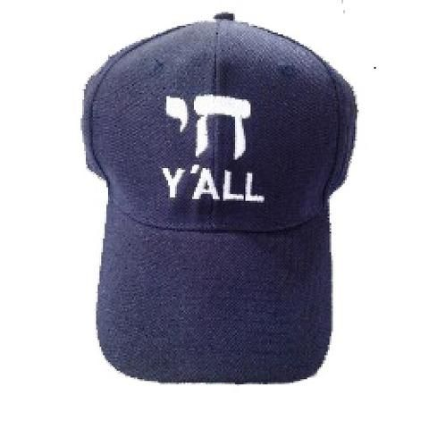 Chai Y All Hat Hats Funny Jewish Gifts Baseball Cap