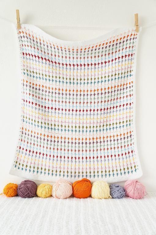 Annie baby Blanket | Bricolage | Pinterest | Labores