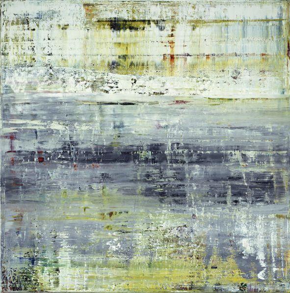 koln gerhard richter abstrakte bilder abstrakt großes gemälde kunst schwarz weiß