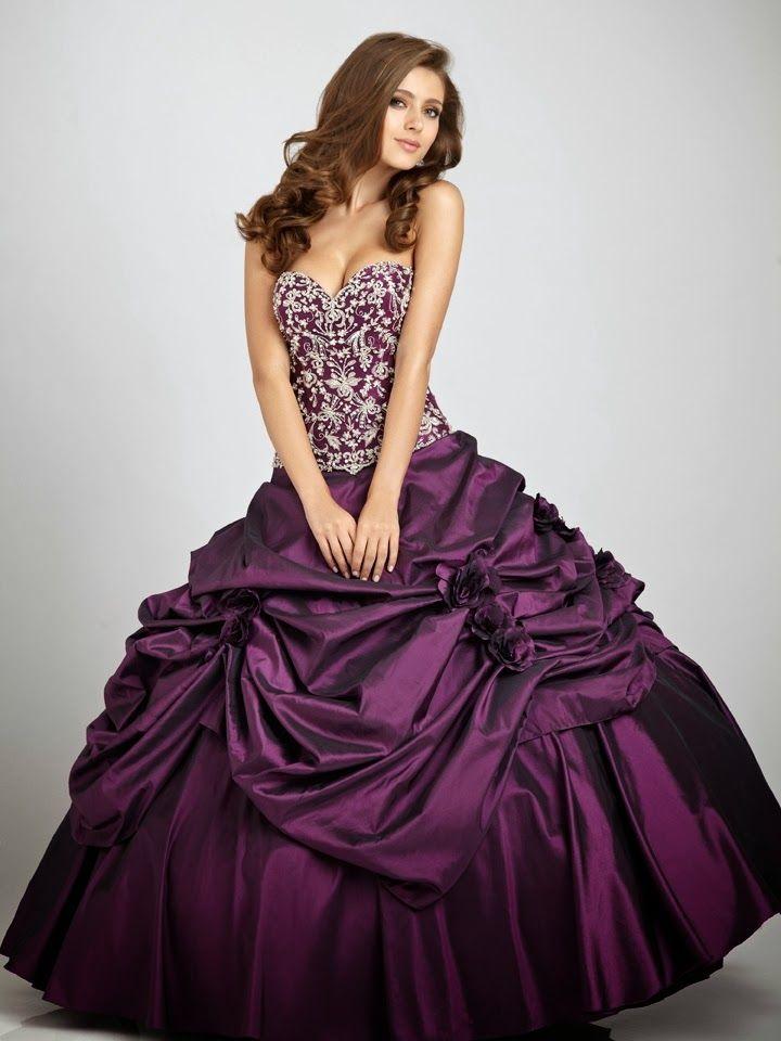 Asombrosos vestidos de 15 años modernos | VESTIDOS DE 15 AÑOS ...