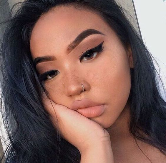 72 süßeste und wunderschöne kleine Nasenring Hoop Nose Piercing sollten Sie versuchen
