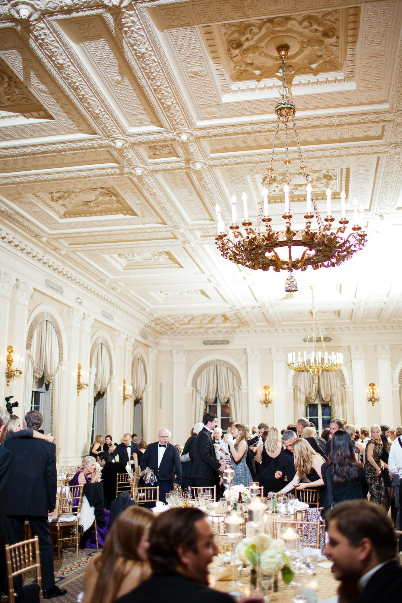 Yale Club of NYC for Liz + Ryan\'s New York City Wedding! -- Photo by ...