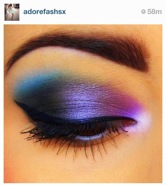 That S So Cool Creative Eye Makeup Eye Makeup Designs Crazy Makeup