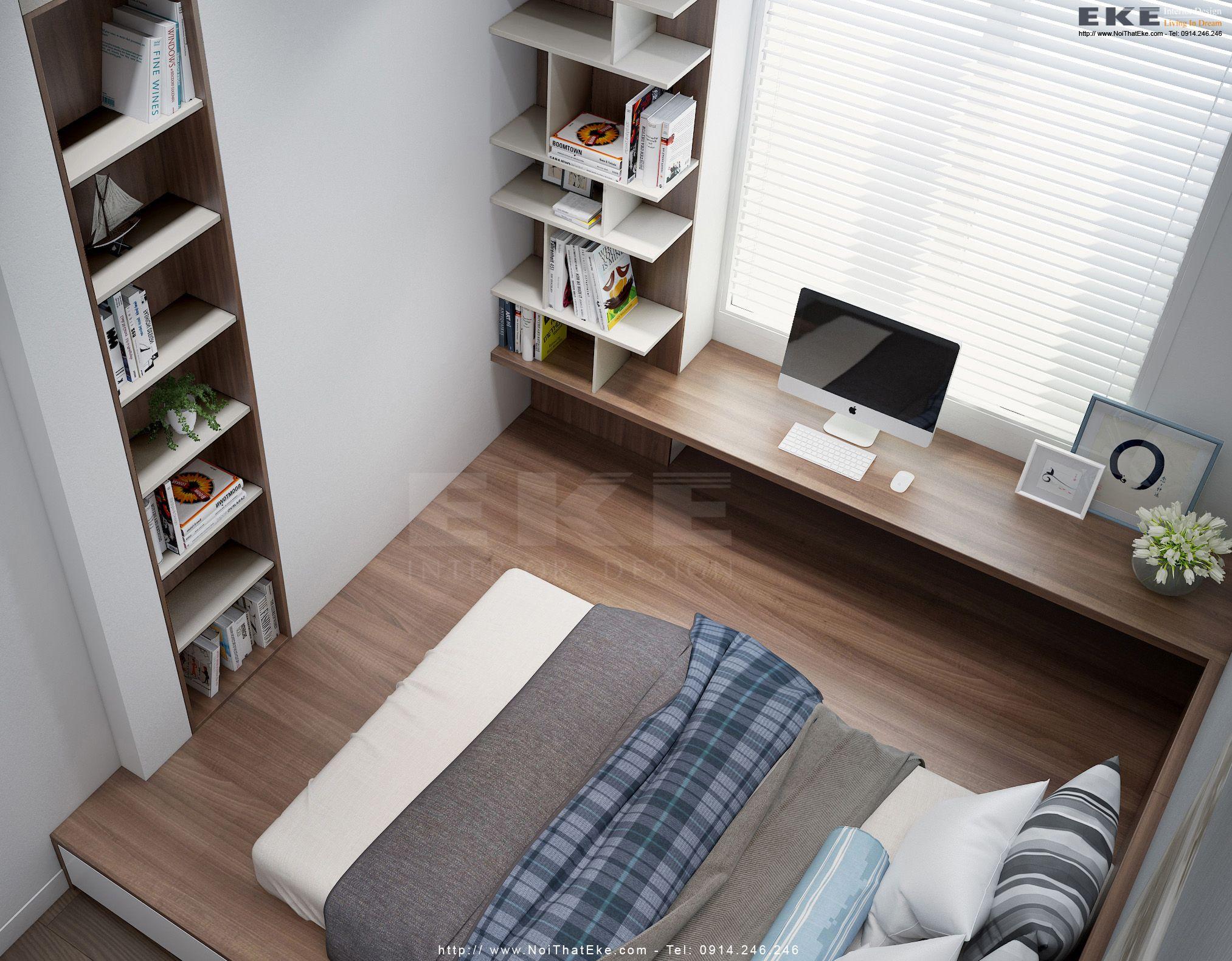 Phòng ngủ con | Design | Pinterest | Schlafzimmer, Möbel bauen und ...