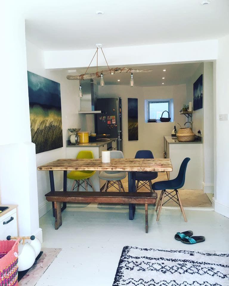 Breezy living area