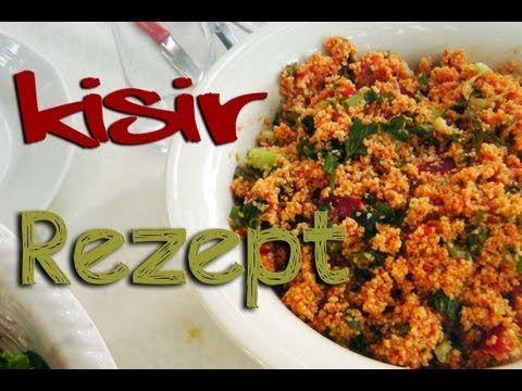 Kisir Rezept - türkische Küche ⎮ Ebru\'s Beauty 4me ❤ Lounge ...