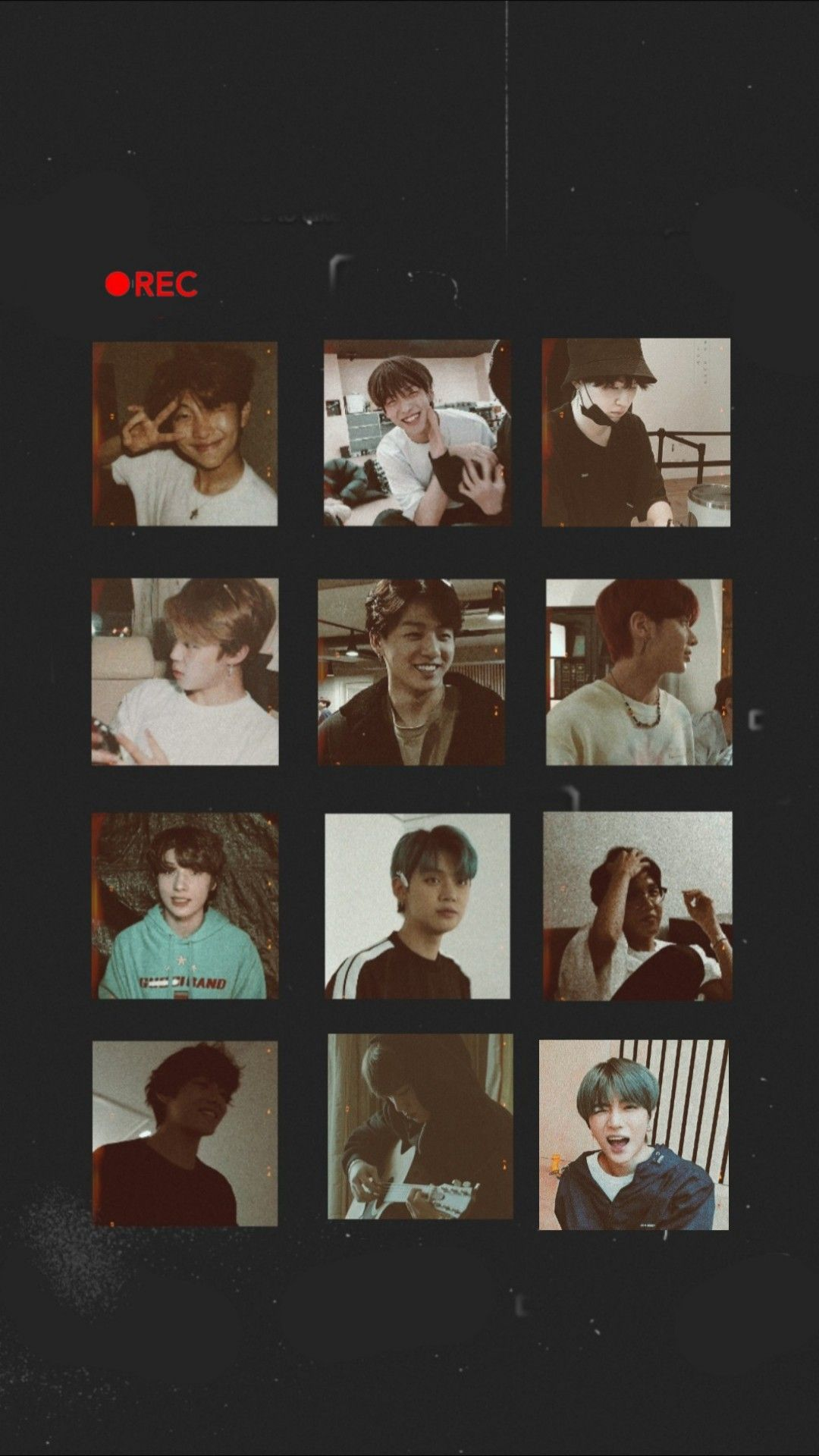Txt And Bts Wallpaper Bts and txt wallpaper aesthetic