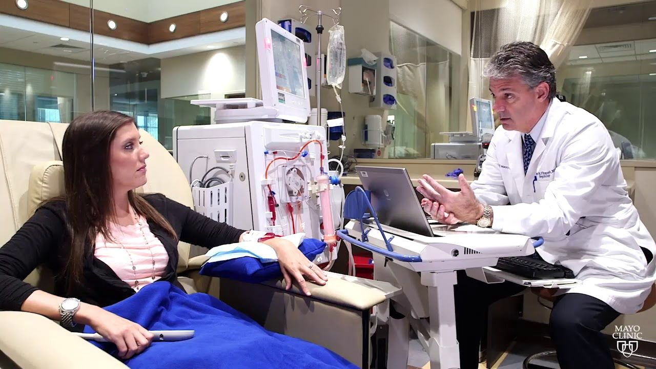 Mayo Clinic Dialysis Center Outpatient Dialysis in Florida