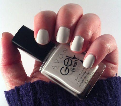 Avon Gel Shine Finish Nail Enamel Orted Shades Colours