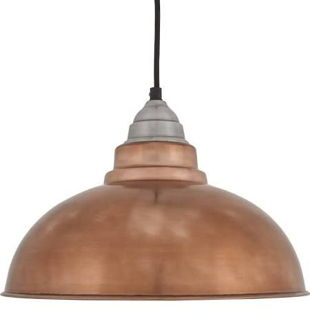 copper pendant light - Google Search