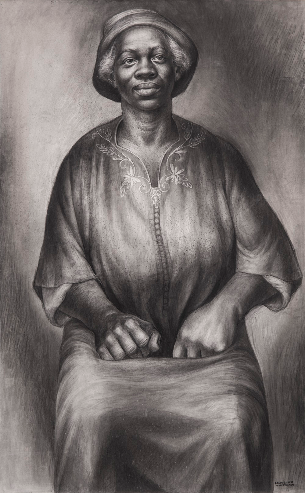 Charles White Inspired Some of Today's Most Famous Artists
