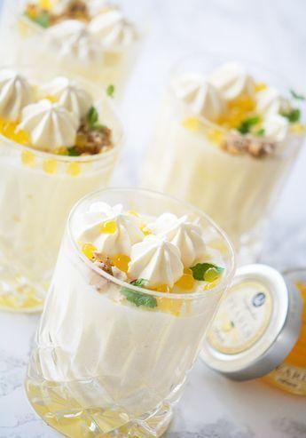 Citronfromage - skøn opskrift på den luftige lækre klassiske dessert