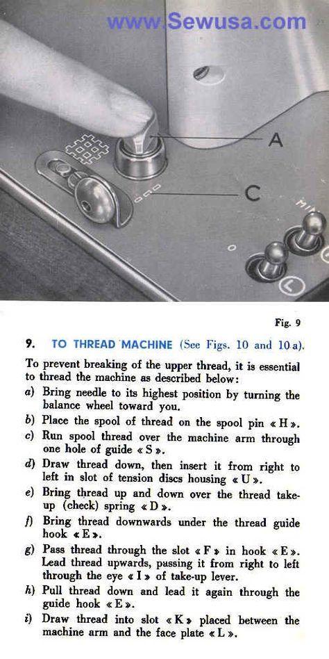 How To Thread My Sewing Machine Necchi Supernova Sewing Machine Threading Diagram Necchi Sewing Machine Viking Sewing Machine Sewing Machine Thread