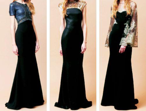 Tumblr - Fashion Wonderland: Badgley Mischka pre-fall 2014