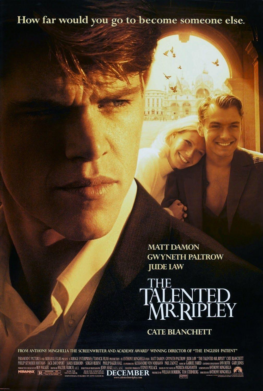 Il talento di Mr. Ripley - Anthony Minghella (1999)