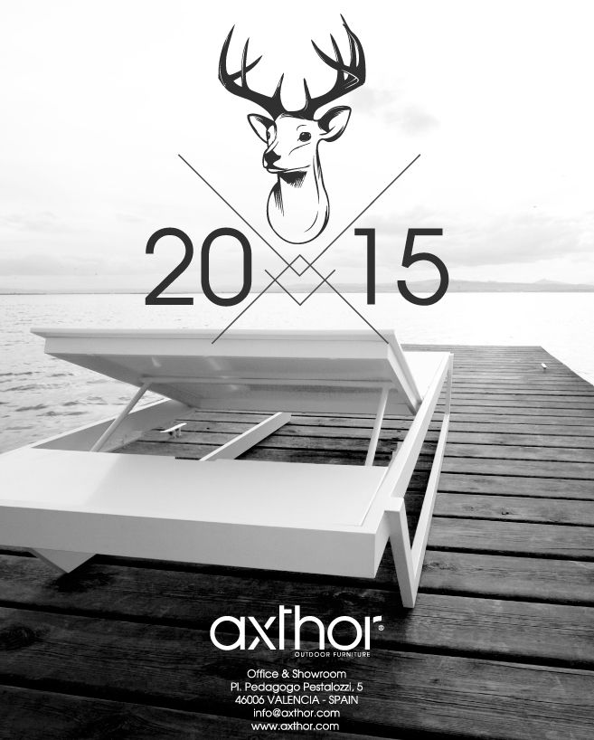 Christmas felicitation of Axthor Outdoor Furniture