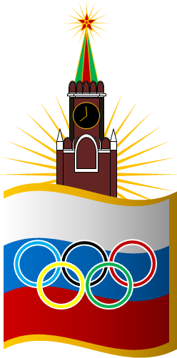 For Russia in the 2014 Olympic Games!