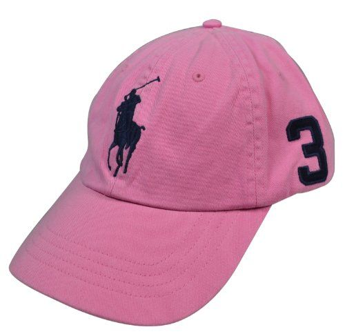 Polo Ralph Lauren Big Pony Hat Cap Pink 39 98 Womens Baseball Cap Polo Ralph Lauren My Style