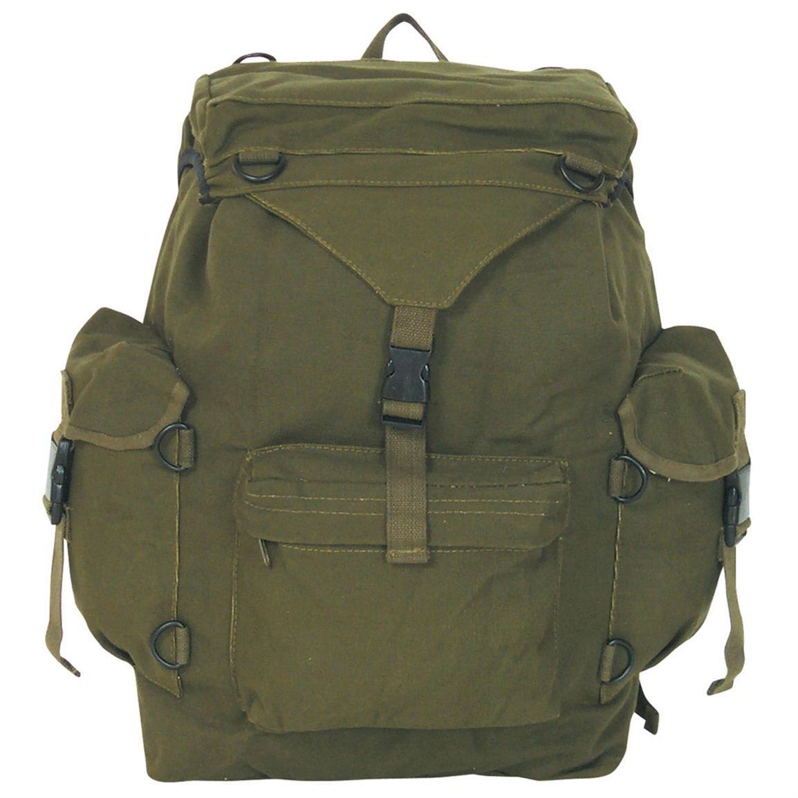 Fox Outdoor™ Australian Military-style Backpack 3b0b7e77e49c0