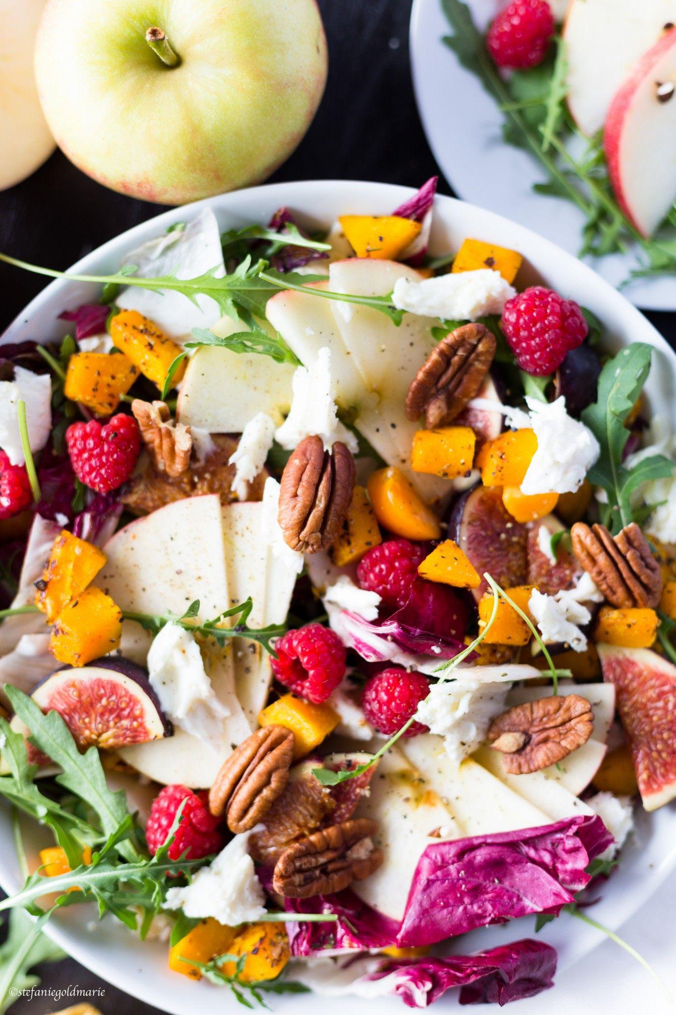 Superfruit Fall Salad