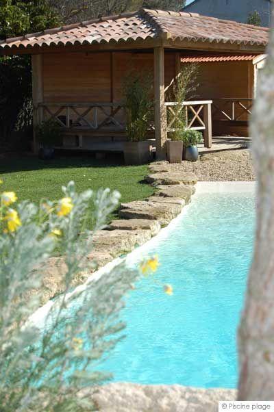 Pool house piscine bien intégré Rêve de piscine Pinterest Pool