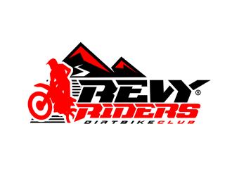Revy Riders Dirtbike Club Logo Design Concepts 35 Extreme Sports Sports Logo Bike Logos Design