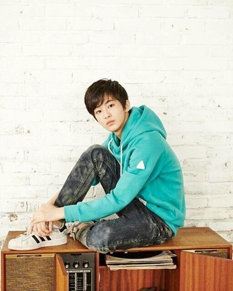 NCT U • Mark Lee #Kpoplove #SMRookies #Debut