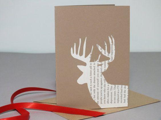 Entra En El Post Para Descubrir Tips Para Tarjetas De Navidad Hazle - Ideas-para-tarjetas-de-navidad