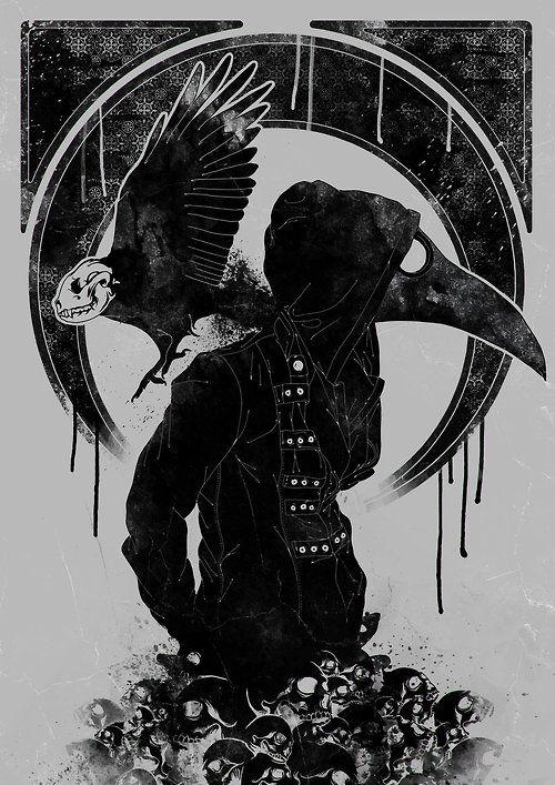 Le Dottore By Jaaaiiro On Deviantart Creepy Art Plague Doctor Dark Art
