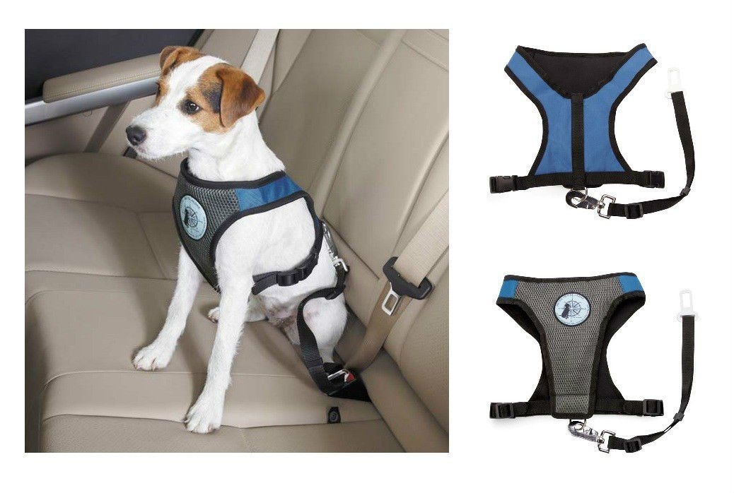 Dog Is Good Car Harnesses Versatile Padded Harnesses For Dogs Click Image For More Details This Is An Affi Dog Harness Dog Car Safety Dog Travel Safety