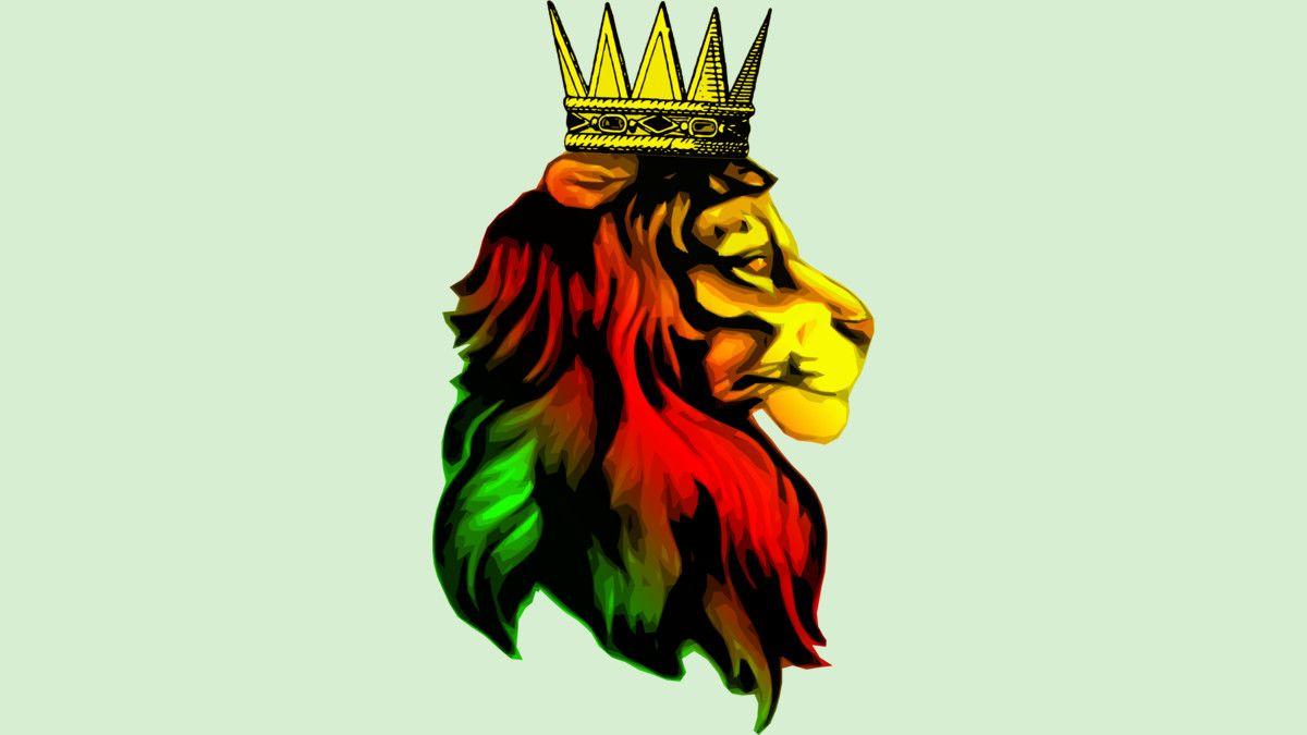 Design t shirt reggae - Reggae Rasta Lion Is A T Shirt Designed By Tshirtevolution To Illustrate Your Life And